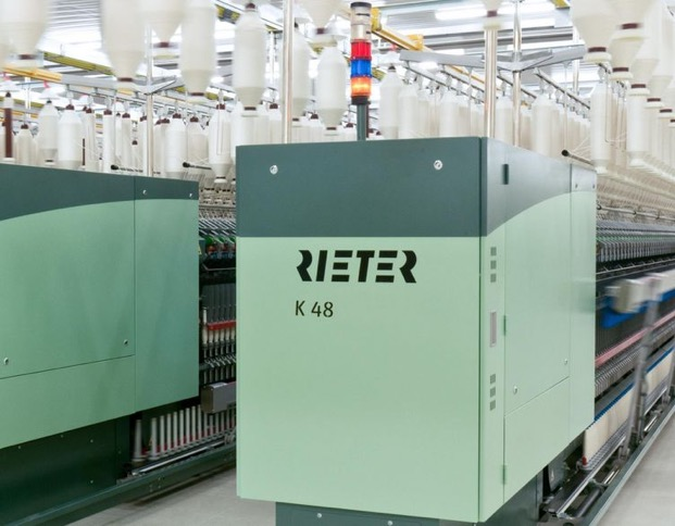 Rieter Acquires Three Businesses from Saurer