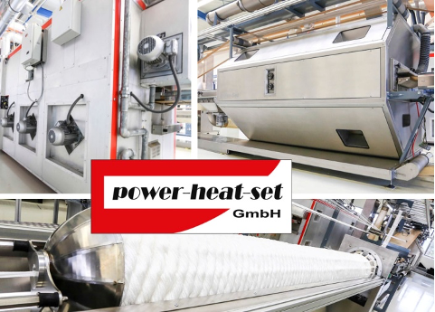 Power-Heat-Set GmbH – A global player in the textile and carpet industry focused on sustainability