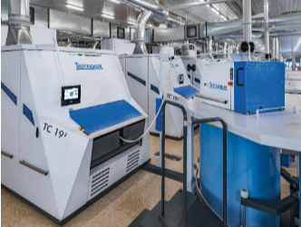 Sustainable and intelligent: The TC 19i sets the benchmark for carding